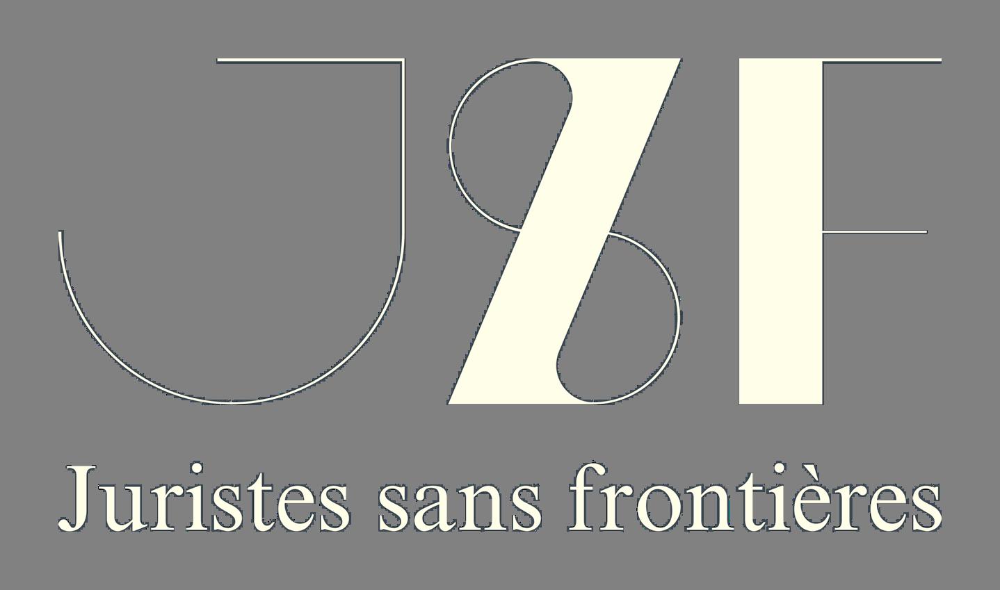 Juriste Sans Frontière – JSF Logo